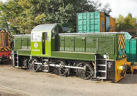 2003 - Clas 14 D9526 at Williton on 4 October. This work is licenced under a Creative Commons Licence. © Roger Bailey