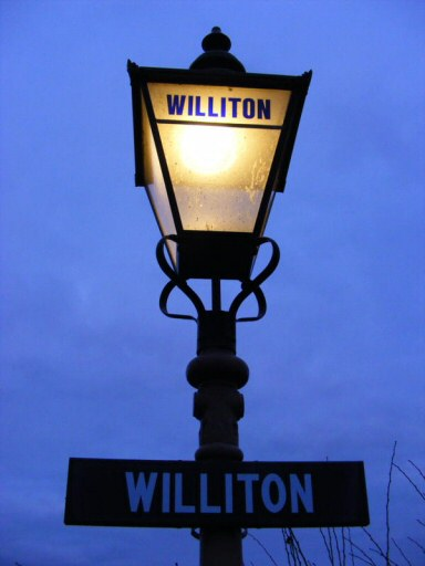 2011 - The Williton Illuminations on 2 January. This work is licenced under a Creative Commons Licence. © Mike Ware