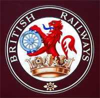 Original 1948 British Railways Logo