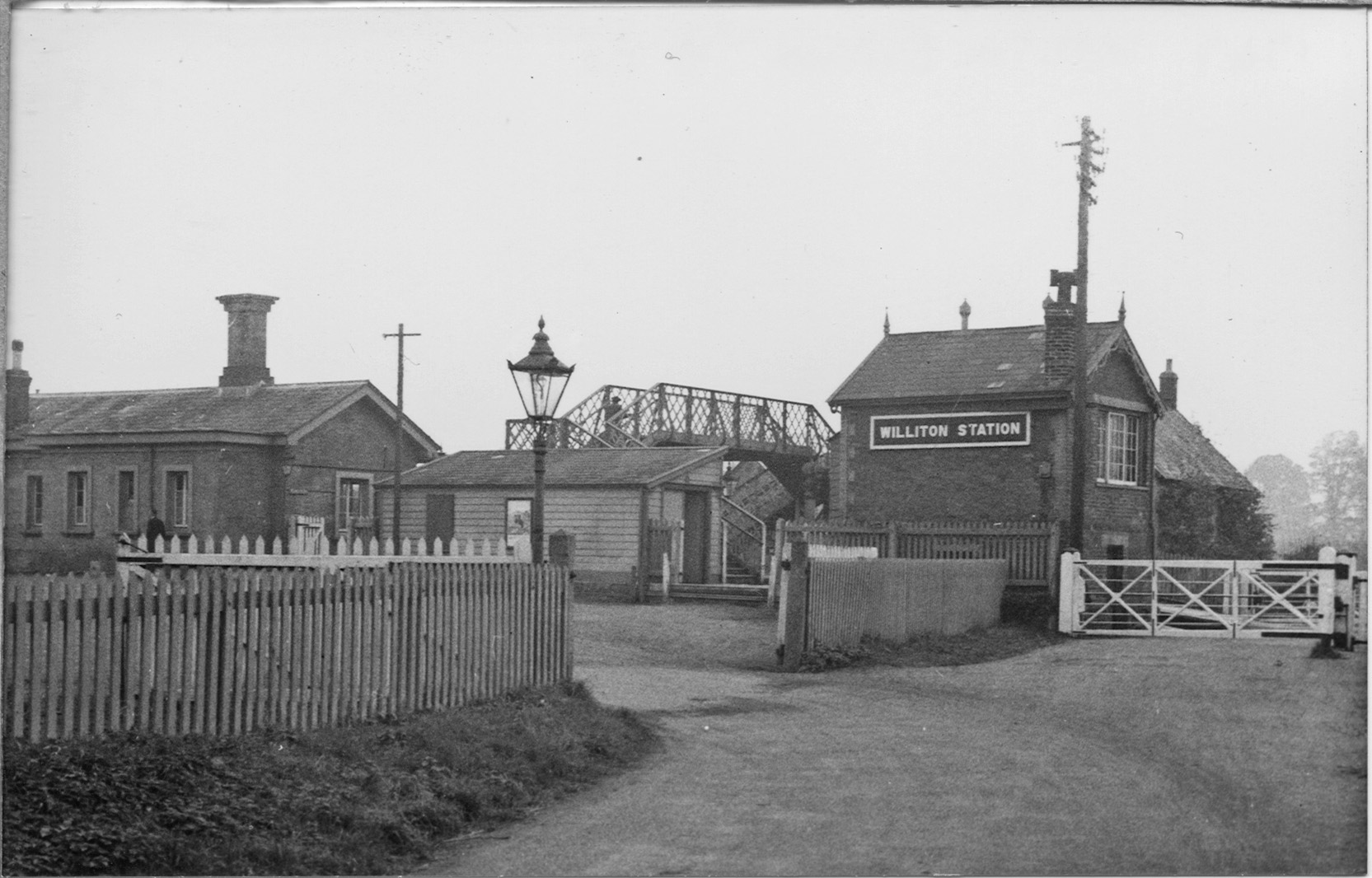 1947 - Williton Station. ©The John Alsop Collection