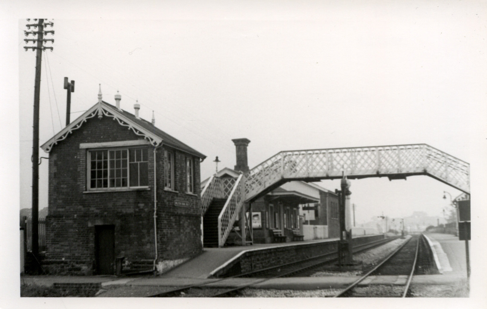 1966 - Williton Station ©The John Alsop Collection