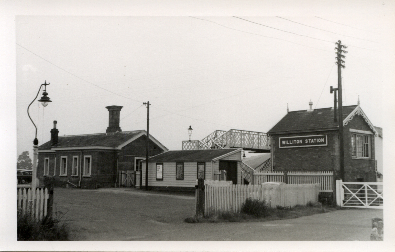 1966 - Williton Station on 22 August ©The John Alsop Collection - 22 August