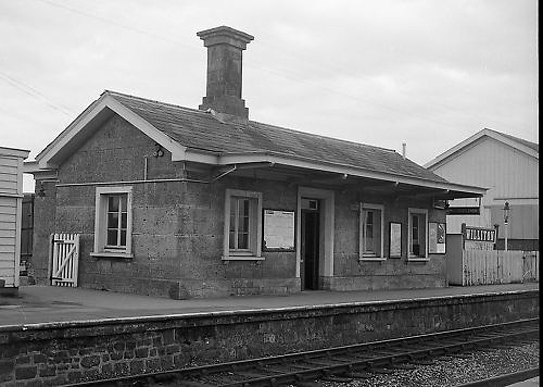 Williton Station ©RCTS - The Courtney Haydon Collection